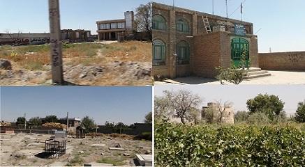عکس هایی از روستای یوزباشکندی